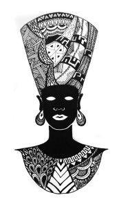 Africana. Patterns, Sharpieart, Sharpie, Sharpieartrd