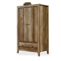 J.Conrad Furniture - Sauder Dakota Pass Armoire (419077), $253.99 (https://www.jconradfurniture.com/Sauder-Dakota-Pass-Armoire-419077/)