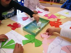 Petite Section, Montessori, Playing Cards, About Me Blog, Classroom, Animation, Education, Games, Diy