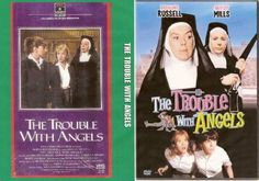 Hayley Mills in, The Trouble with Angels. a classic!  I went to Catholic school for 14 years...lol