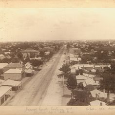 Norwood Parade1880 looking west
