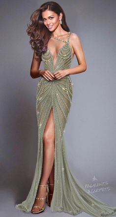 Bad Dresses, Ladies Day Dresses, Royal Dresses, Dance Dresses, Prom Dresses, Evening Gowns Couture, Evening Dresses, Girls Fashion Clothes, Fashion Dresses