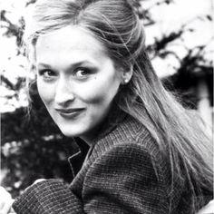 Merly Streep.