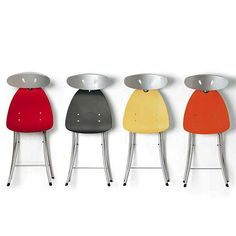 Bonaldo Piu Modern Folding Chair by Chiaramonte and Marin | Stardust