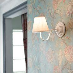 S字型アーム・ウォールランプ/ホワイト | | 照明・ランプ | Orne de Feuilles