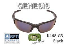 71c236fa4b Genesis Sunglasses for Bass Fishing - Amphibia Sports