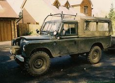 "1-Ton 109"" Land-Rovers 1968-77"
