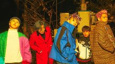 the boys are back // BIGBANG<<<<<I think you meant KINGS