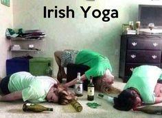 Ierse yoga