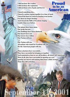Proud to Be an American | Proud to be an American