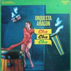 ORQUESTA ARAGON: Cha Cha Cha-Arcano Records, DKL-1-3057.