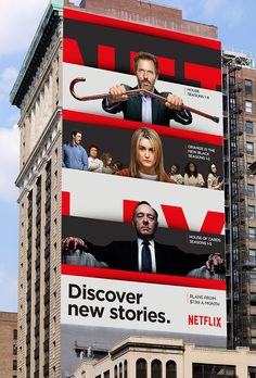 On the Creative Market Blog - Netflix's New Brand Identity Might Be The Best We've Seen All Year