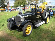 1925 Dodge tow truck