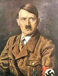 Adolf Hitler famous for being bad.