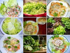 Krabi, Vinaigrette, Catering, Cabbage, Salads, Vegetables, Food, Cooking, Catering Business