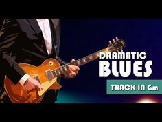 Dramatic Slow Minor Blues Guitar Backing Track Jam in Gm Easy Guitar Songs, Guitar Tips, Blue Jam, Blues Guitar Lessons, Music Web, G Minor, Blues Scale, Backing Tracks, Blues Rock