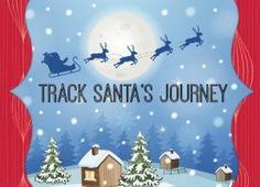 Track Santa's Journey Through the Night Sky  http://bedtimemath.org/pblog-santa-tracker/ #Math #Santa #Christmas