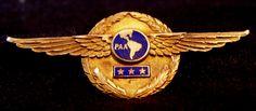 Pan Am Pilot Wings