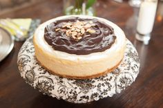 Almond Cheesecake | The Gathering of Friends