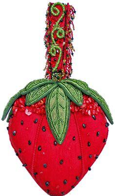 Mary France's Strawberry Handbag