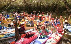 HIDDEN GEMS paddle series - Summer 2015 - Georgia Rivers