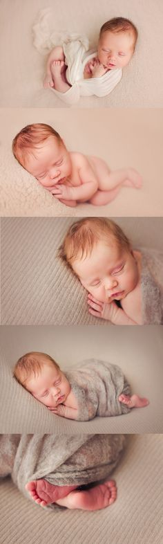 Posh Poses | Newborn Photography | Soft Earth Tons | Snuggle Fest | Erin Tole Photography