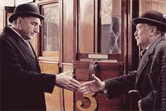"Downton Abbey Season 4: The ""Cheerful Charlies"" make amends"