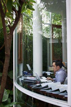 Aboday Architect Dmhq Jakarta, Indonesia Jakarta, Indonesia Workspace View Kontemporer  15363