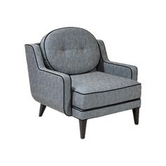 Armen Living Draper Arm Chair