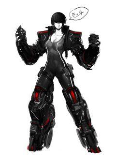 power suit, shinku kim on ArtStation at https://www.artstation.com/artwork/power-suit-ab465e56-3e3c-41b9-98b1-3784a33efbf9