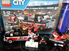 Racing bike truck 60084