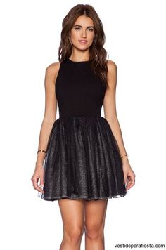 Shop for Greylin Vanessa Tulle Dress in Black at REVOLVE. Free day shipping and returns, 30 day price match guarantee. 1960s Dresses, Club Dresses, Women's Dresses, Cute Formal Dresses, Short Dresses, Fit N Flare Dress, Revolve Clothing, Tulle Dress, Color Negra