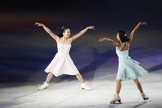 アイスショー「THE ICE」を姉妹で盛りあげた浅田真央