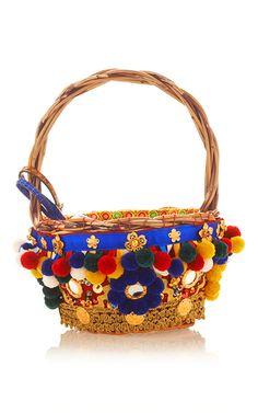 Agnese Top Handle Bag by DOLCE & GABBANA for Preorder on Moda Operandi