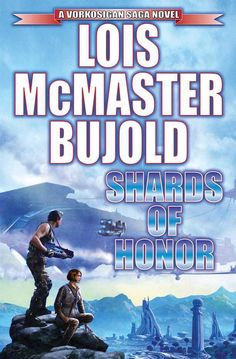 Winner 2017 Hugo Award for Best Series: The Vorkosigan Saga by Lois McMaster Bujold. Vorkosigan Saga, Lois Mcmaster Bujold, Physical Comedy, Hero's Journey, Science Fiction Books, Best Series, Fantasy Books, Read Aloud, So Little Time