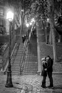Engagement Montemartre Paris