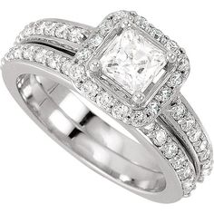 Engagement Ring or Band Mounting | Stuller.com