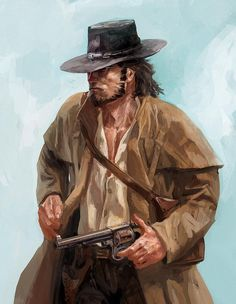 Bullet Points: The Gunslinger