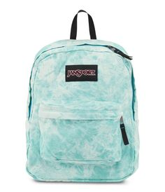 Jansport Super FX Backpack - Mammoth Blue Available at: www.canadaluggagedepot.ca