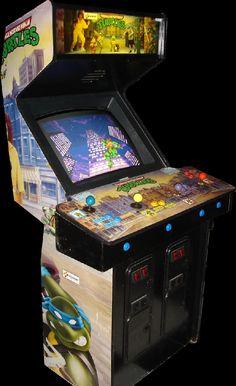 TMNT Original Arcade Game