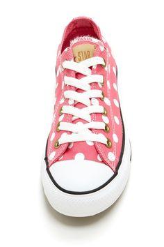 Polka Dot Sneaker Converse
