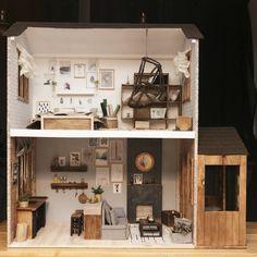 #готоваяработа #dollhousefurniture #dollhouse #handmade #кукольныйдомик #кукольнаяминиатюра #миниатюра #домдлябарби #dollhouseminiature #doll