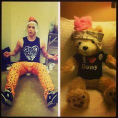 donny bear :D