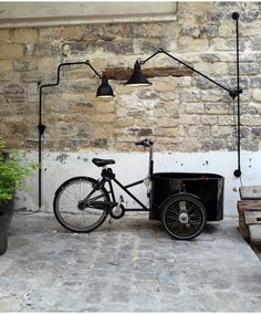 OUTDOOR LIGHT by LAMPE GRAS favorited by LIGHTBOX AMSTERDAM