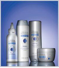 AVON Advance Techniques Damage Repair 3D Rescue Anti-Spliss-Haarkur ohne Ausspülen Shampoo Pflegespülung Aufbaumaske für trockenes oder beanspruchtes Haar