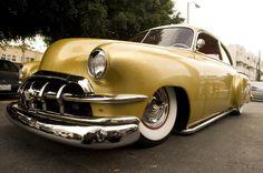 Custom 51 Chevy | Kat Von D's '51 Chevy 1 - Courtesy to celebritycarz.com