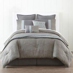 Planar 5-pc. Comforter Set & Accessories - JCPenney