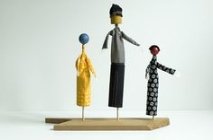 5 DIY Puppet Projects to Make with your Kids - Petit & Small