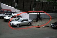Images of Parking Fail Situations