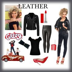 Leather trend